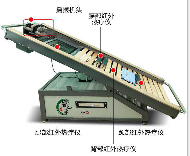 脊柱梳理床的被动运动与主动运动有哪些异同?